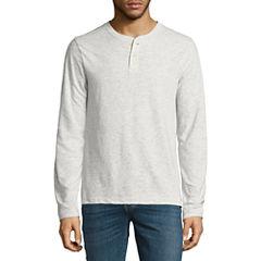 Arizona Long Sleeve Henley Shirt