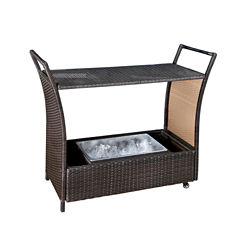 Devon & Claire Sanremo Patio Serving Cart