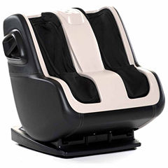 Human Touch Reflex PRO Foot & Calf Massager - Black & Taupe