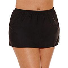 Costa Del Sol Swim Skirt-Juniors Plus