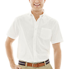 Lee® Short-Sleeve Oxford Shirt