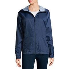 Columbia® Rain to Fame™ Waterproof Hooded Jacket