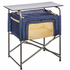 Kamp-Rite EZ Prep Table with Insulated Bag