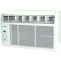 Keystone 8000 BTU Window-Mounted Air Conditioner with