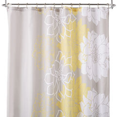 Ideology Lola Floral Shower Curtain