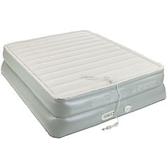 AeroBed® Premier 3-Layer Double-High Queen Air Mattress