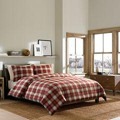 Eddie Bauer® Navigation Plaid Comforter Set