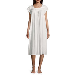 Adonna Jersey Short Sleeve Nightgown