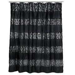 Sinatra Shower Curtain