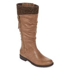 Yuu Clarey Womens Riding Boots