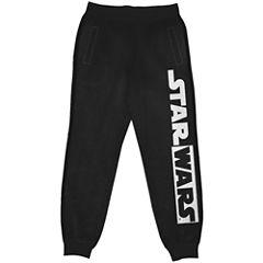 Star Wars Knit Jogger Pants - Big Kid Boys