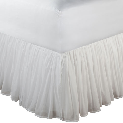 Greenland Home Fashions Voile 15 Bedskirt