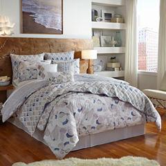 Shell Rummel Magnolia Comforter Set & Accessories