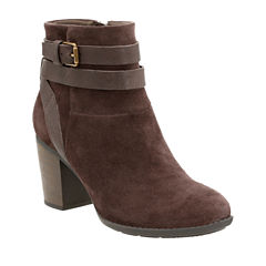 Clarks Enfield River Womens Bootie