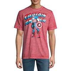 Captain America Nicest Guy Tee