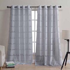 Kenise Tessa 2-Pack Curtain Panel