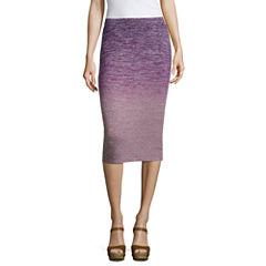 Liz Claiborne Midi Skirt