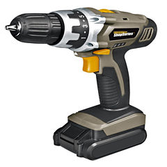 Rockwell ShopSeries 18-Volt Lithium Ion Battery Drill