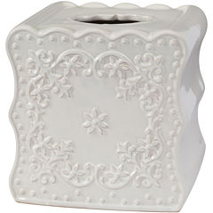Creative Bath™ Ruffles Tissue Holder