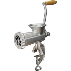 Roma Manual Meat Grinder/Sausage Stuffer