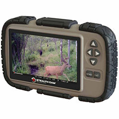 Stealth Cam Handheld Sd Card Viewer Video Player