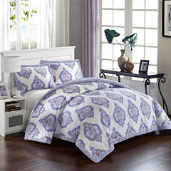 Chic Home Grand Palace 2-Piece Duvet Cover Set