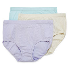 Jockey® Elance® 3-pk. Breathe Brief Panties - 1542