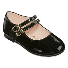 Christie & Jill Twinkle Girls Mary Janes - Toddler