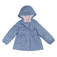 Carter's Girls Lightweight Windbreaker-Preschool