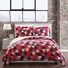 Style 212 Hudson Reversible Comforter Set