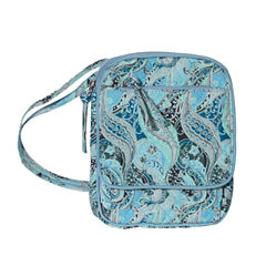 Waverly Swirled Quilted Small Crossbody Bag