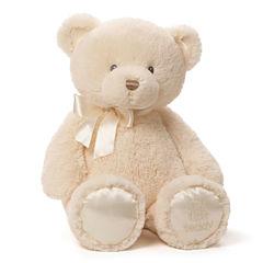 Gund My 1st Teddy Cream 18 Stuffed Animal