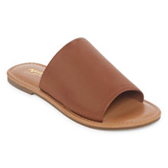 Arizona Gari Womens Slide Sandals