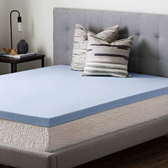 Brookside 2.5 Inch Memory Foam Mattress Topper