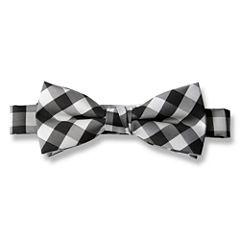 IZOD® Clip-On Bow Tie - Boys One Size