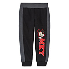 Okie Dokie® Mickey Mouse Joggers - Toddler Boys 2t-5t