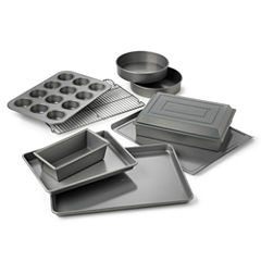 Calphalon® Gourmet Hard-Anodized Nonstick 10-Pc.Bakeware Set