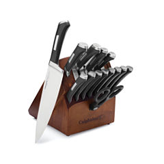 Calphalon® Precision Series 15-pc. Cutlery Set With SharpIN Technology
