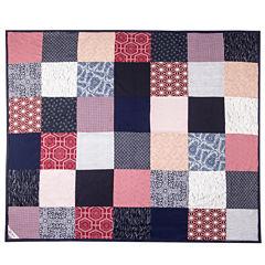 Picnic Time® Festival Patchwork Blanket