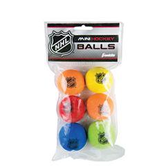 Franklin Sports 6-pk. NHL Foam Mini Hockey Balls