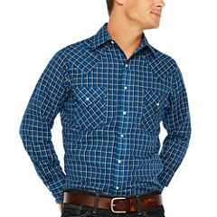 Ely Cattleman Western Shirt Big and Tall
