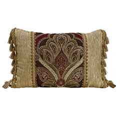 Croscill Classics® Royal Red Boudoir Decorative Pillow