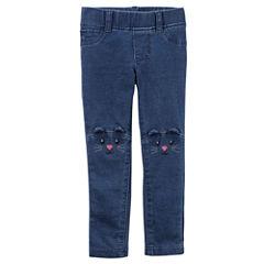 Carter's Pull-On Pants Girls
