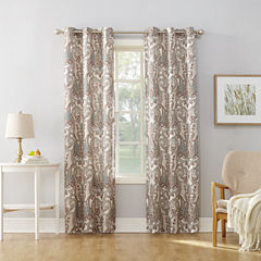 Wallace Grommet-Top Curtain Panel
