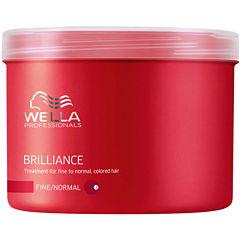 Wella® Brilliance Treatment - Fine to Normal - 16.9 oz.