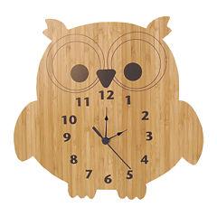 Trend Lab® Owl Wall Clock