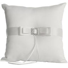 Ivy Lane Design™ Crystal Elegance Ring Bearer Pillow
