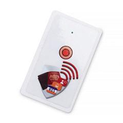Royce Leather Slim Bluetooth Wallet Tracker