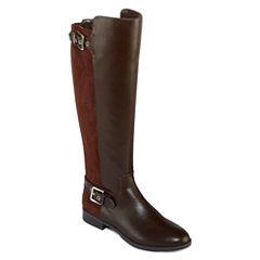 Liz Claiborne Dallas Womens Riding Boots