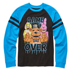 Freddy's Graphic T-Shirt-Big Kid Boys